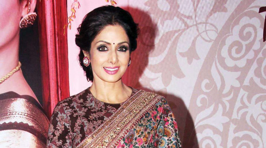 Sridevi, India, Actor, Bollywood
