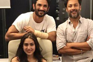 Team 'Kedarnath' gearing up for film's next schedule
