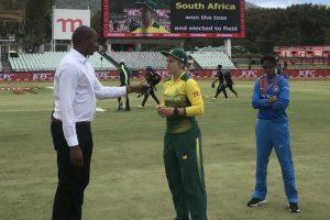 India vs South Africa, 5th T20I: Dane van Niekerk wins toss, opts to field