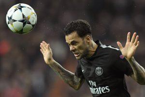 Paris Saint-Germain players react to Real Madrid loss