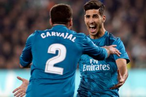 La Liga: Marco Asensio continues star turn, powers Real Madrid to romp over Real Betis