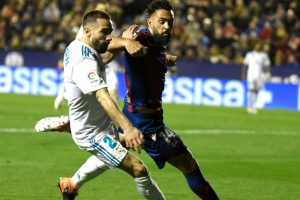 Dani Carvajal remains suspended as UEFA rejects Real Madrid's appeal