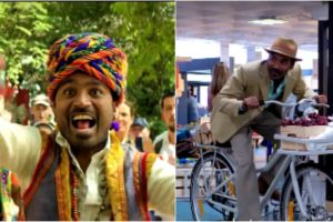 Watch: Dhanush makes his Hollywood debut with 'The Extraordinary Journey of the Fakir'