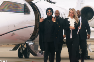 See what Diljit Dosanjh's 'High End' says about Kylie Jenner, Kim K