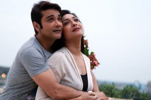'Drishtikone' will bring together Prosenjit Chatterjee, Rituparna Sengupta; poster released