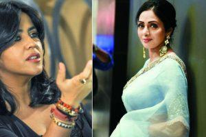 Sridevi's death: Ekta Kapoor slams trollers for citing surgery as the reason