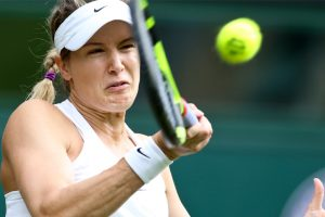 US Tennis Association 'mostly liable' in Eugenie Bouchard's fall