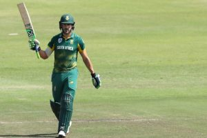 India vs South Africa, 1st ODI: Faf du Plessis' century helps South Africa post 269/8 in 50 overs