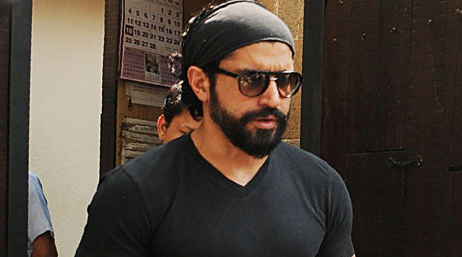 Farhan Akhtar, Sridevi