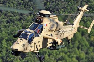 Five killed in collision of French military helicopters