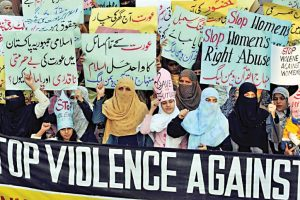 Pakistan's war on women