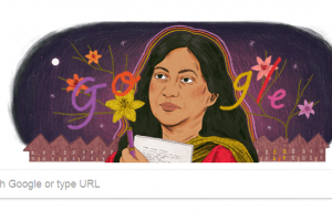 Google India honours poet Kamala Das legacy with doodle