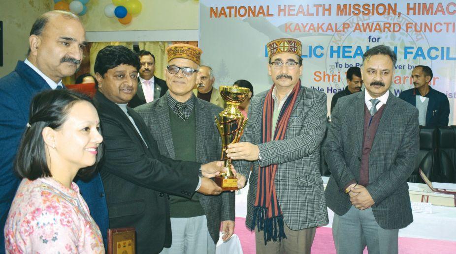 Himachal Pradesh Health and Family Welfare minister, Vipin Singh Parmar