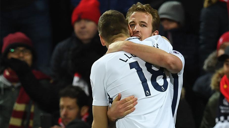 Harry Kane, Fernando Llorente, Liverpool vs Tottenham Hotspur, Tottenham Hotspur F.C., Premier League