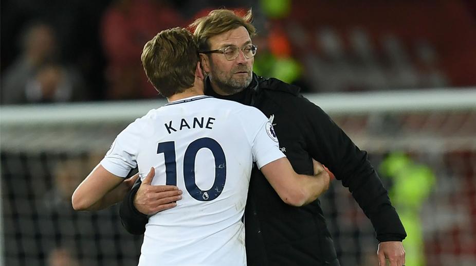 Harry Kane, Jurgen Klopp, Liverpool F.C., Premier League, Tottenham Hotspur F.C., Liverpool vs Tottenham Hotspur