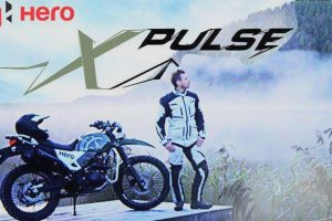 Hero XPulse 200cc adventure bike and 2 new 125cc scooters unveiled at Auto Expo 2018