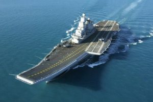 India, Russia discuss support mechanism for INS Vikramaditya