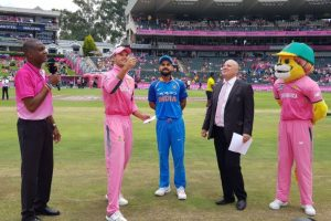 India vs South Africa, 4th ODI: Virat Kohli wins toss, opts to bat