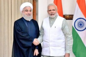 Modi-Rouhani committed to end terrorism, develop Chabahar further