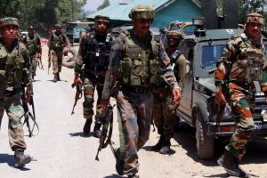J-K: Four policemen injured in grenade attack