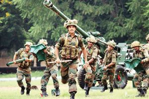 Army conducting Vijay Prahar exercise with 20,000 soldiers near Pak border
