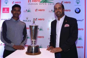 Lahiri, Chawrasia, Sharma to lead Indian challenge at Indian Open