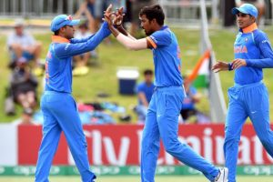 Manjot Kalra guides Dravid's boys to lift ICC U19 World Cup title