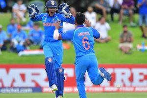 ICC Under-19 World Cup: President Kovind, Rajnath, Tendulkar salute team India for title win