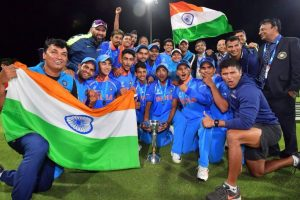 ICC Under World Cup: B-Town celebs hail India's victory over Australia