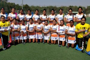 Indian Women's Team lose to Spain 1-4
