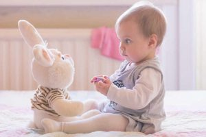 Infants can learn abstract rules visually