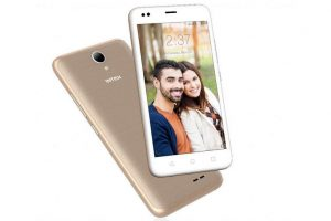 Intex Aqua Lions T1 Lite dual-SIM 4G VoLTE with 1GB RAM launched at Rs. 3,899