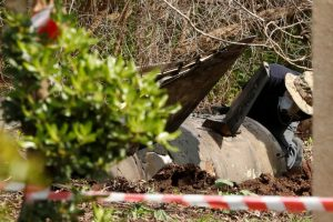 Israel launches attacks in Syria following jet's crash