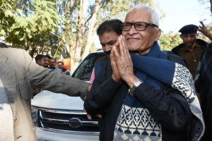Bihar ex-CM Jagannath Mishra surrenders in fodder scam case