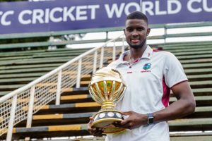 It's time we pushed for a third World Cup: WI captain Holder