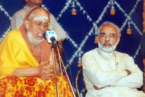 PM Modi, President pay tribute to Shankaracharya Jayendra Saraswathi