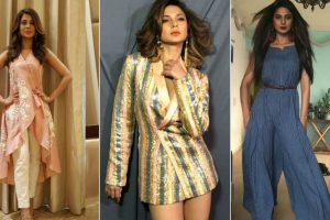 Ethereal Jennifer Winget pictures are giving us style goals