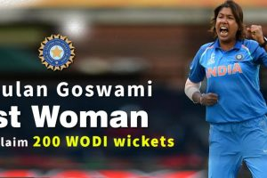 India vs South Africa, 2nd ODI: Jhulan Goswami becomes first woman to take 200 wickets