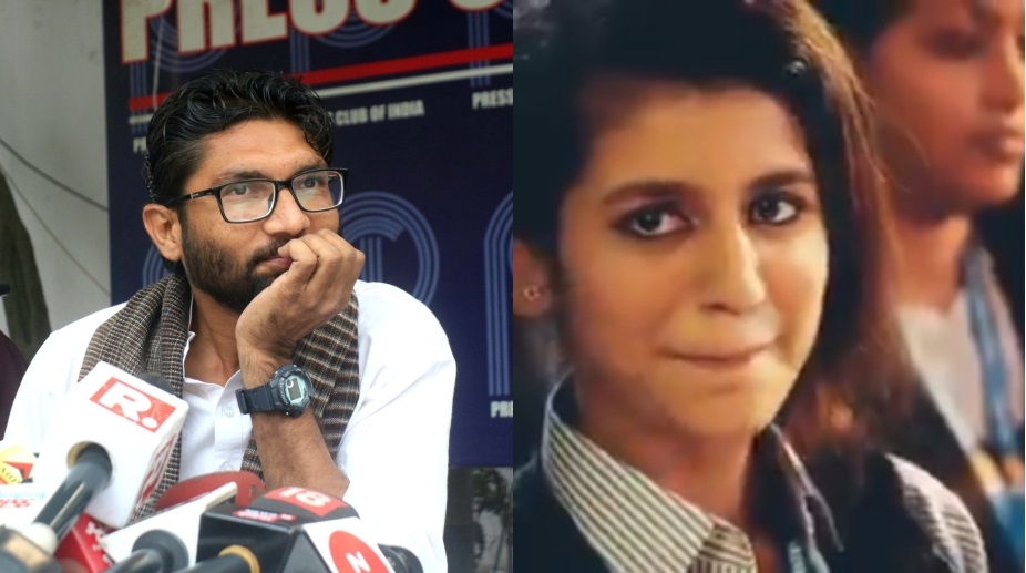 Jignesh Mevani on Viral video of Varrier