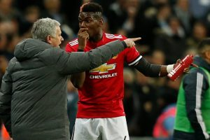 Has Jose Mourinho sent Paul Pogba a message with axing?