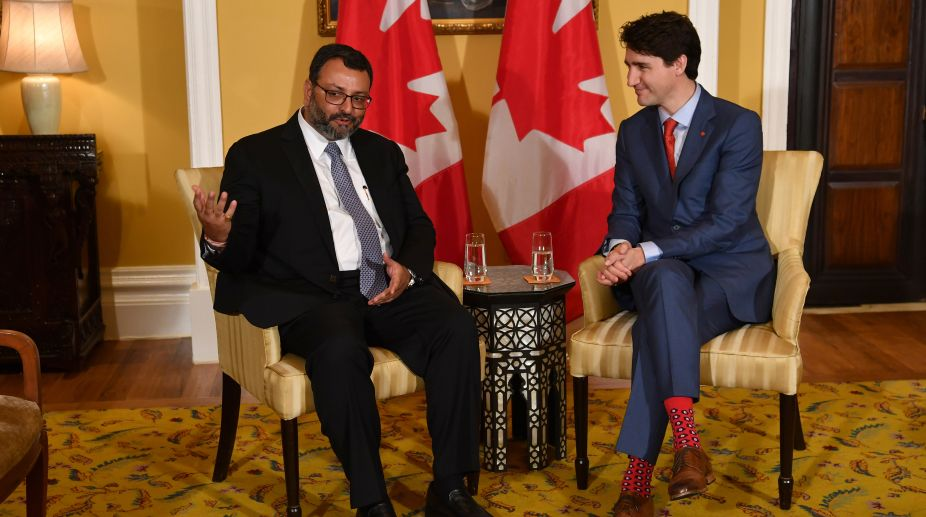 Justin Trudeau, Canadian PM, investments, jobs