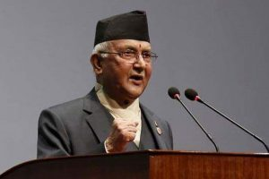 Nepalese PM KP Sharma Oli arrives in New Delhi on 3-day visit