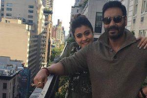 Glimpses of Kajol and Ajay Devgn major relationship goals