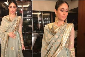 Kareena Kapoor Khan looks every bit like a royal
