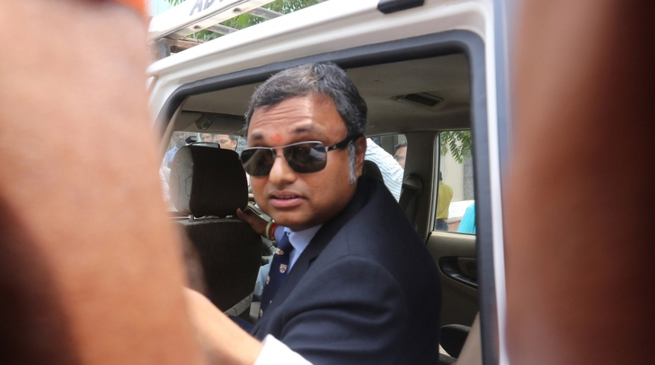 Karti Chidambaram, Aircel-Maxis deal case, Enforcement Directorate, ED chargesheet,
