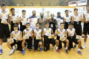 KISG: Punjab, Kerala win boys and girls' basketball gold medals