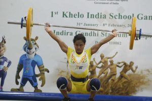 Khelo India School Games benefits ensures a smoother path for talented young lifters from modest backgrounds