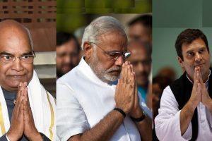 Politicians' Holi greetings flood Twitter