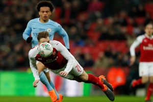 Carabao Cup: Top shots from Manchester City's big win over Arsenal