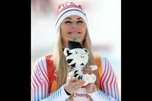 Skier Lindsey Vonn targets World Cup wins record